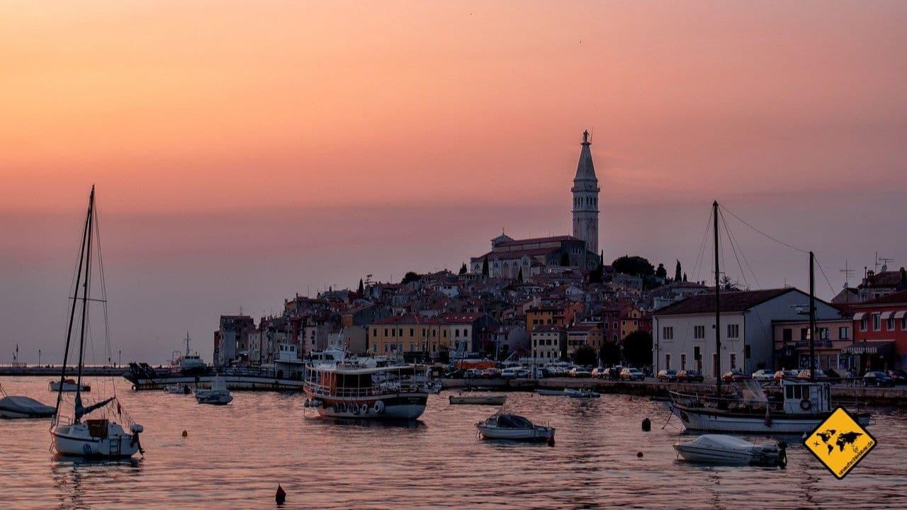 Boot mieten in Kroatien Rovinj