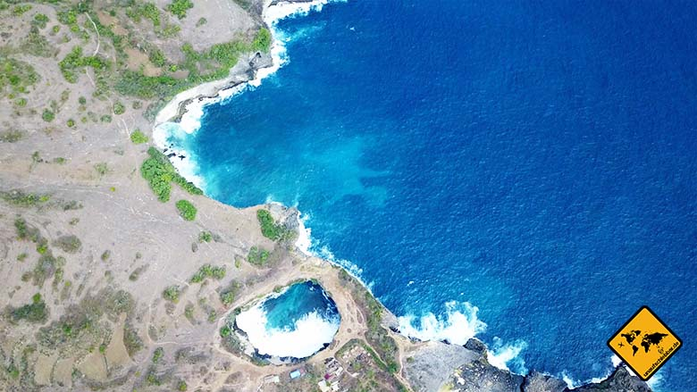 Broken Bay Nusa Penida Bali
