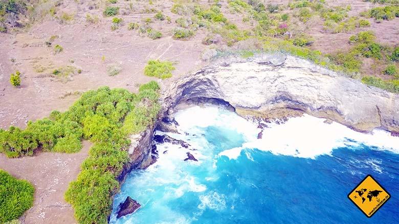 Broken Bay Nusa Penida Island