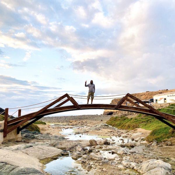 Brücke Los Molinos