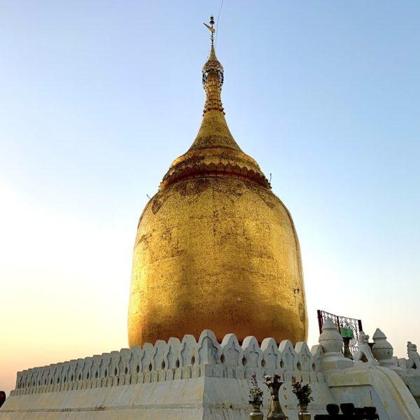 Bu Paya Pagode Bagan Myanmar