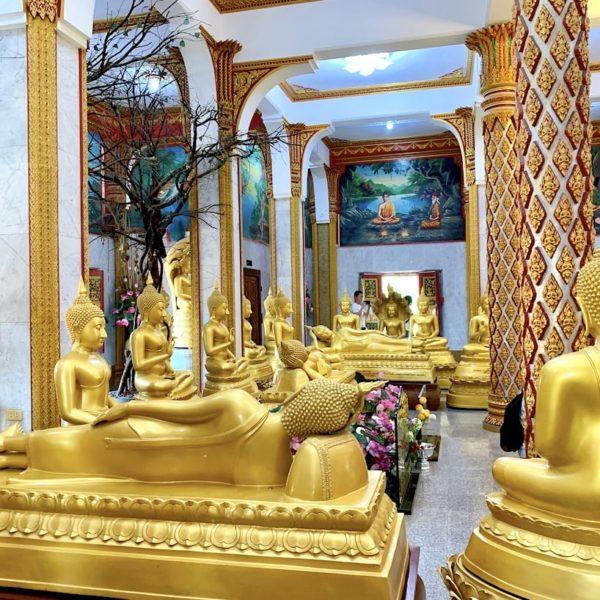 Buddha Figuren Wat Chaithararam