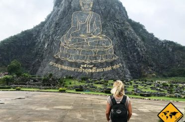 Buddha Mountain Pattaya – der größte Fels-Buddha weltweit