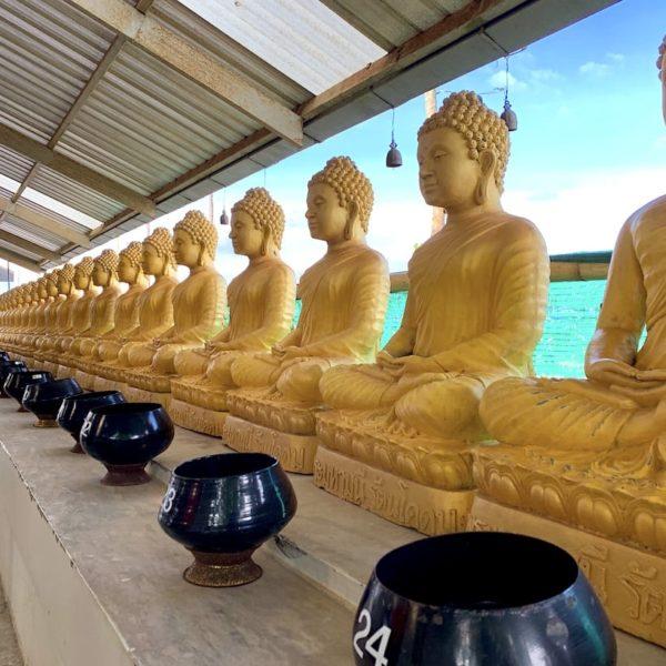 Buddha Reihe Phuket