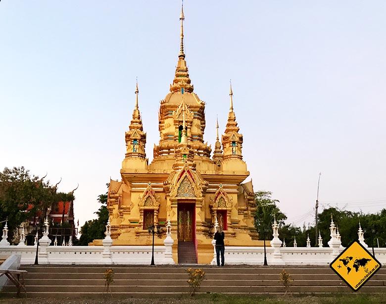 Buddha Tempel Route 1009 Chiang Mai