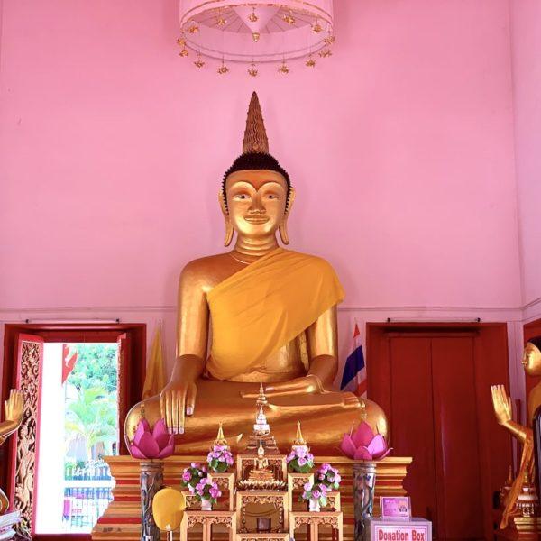 Buddha Wat Mongkol Nimit Phuket Town