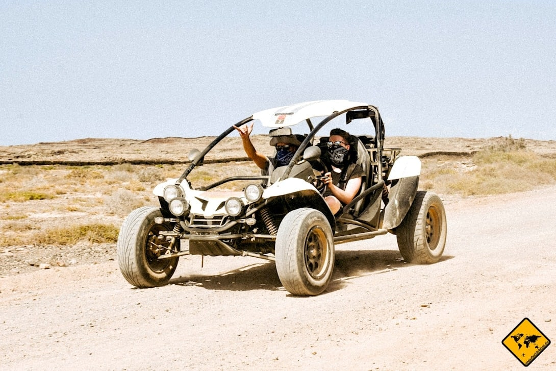 Buggy Tour Off-road Gran Canaria