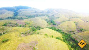Bukit Teletubbies Nusa Penida – Balis Teletubbie Hügel