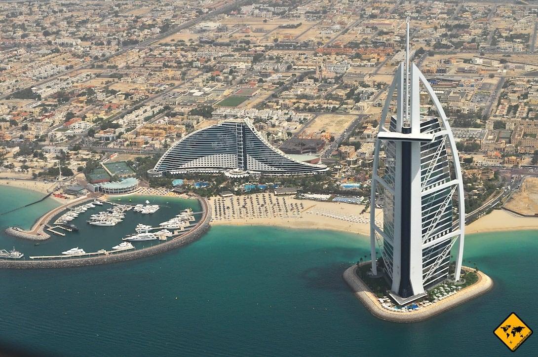 Burj Al Arab Dubai Luxushotel