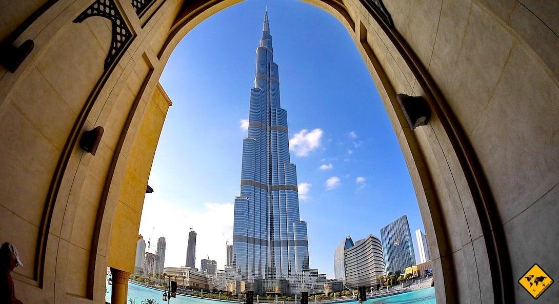 Burj Khalifa Dubai Blog