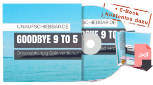 CD Hörbuch Goodbye 9 to 5