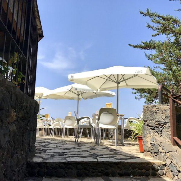 Café Parque Los Lavaderos El Sauzal Teneriffa