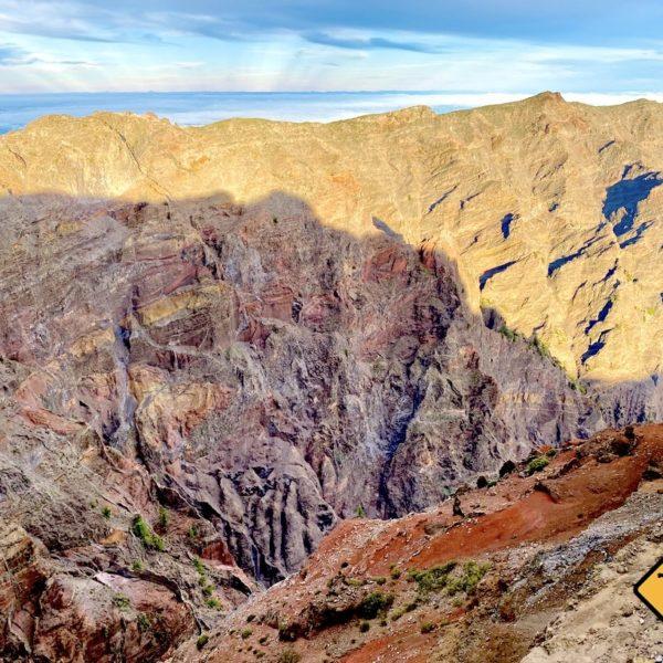 Caldera de Taburiente Vulkankessel