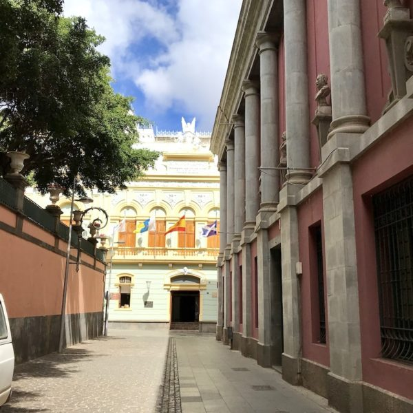 Calle José Murphy Santa Cruz de Tenerife