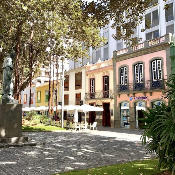 Calle de San Francisco Santa Cruz de Tenerife