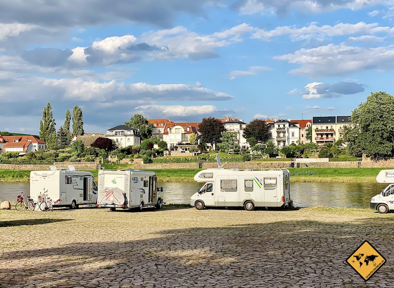 Camping Meißen Elbufer