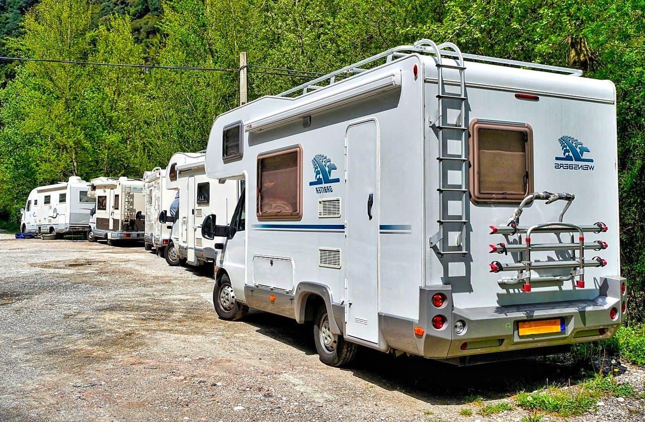 Camping Parkplatz Deutschland