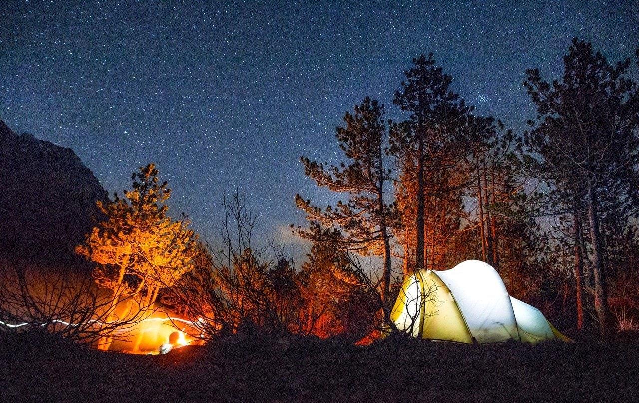 Camping Schweiz Bern Oeschinensee