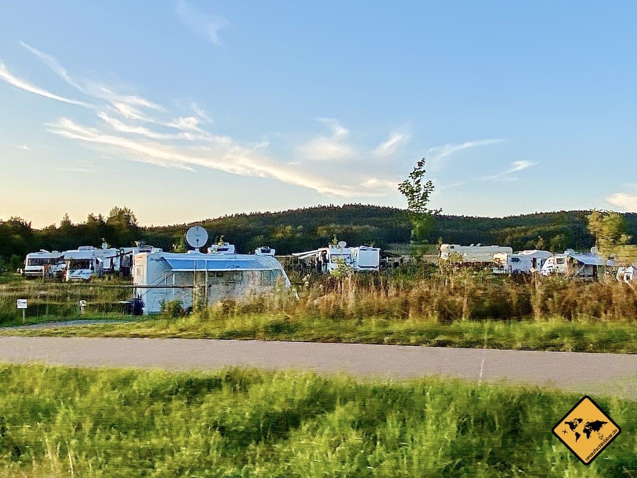 Campingplatz Basteibrücke