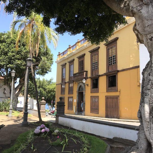 Casa Lorenzo-Cáceres Icod de los Vinos