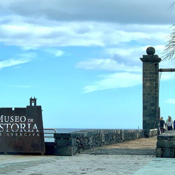 Castillo San Gabriel Geschichtsmuseum Arrecife Lanzarote