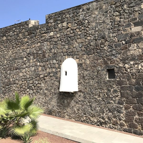 Castillo de San Felipe Puerto Cruz Außenansicht