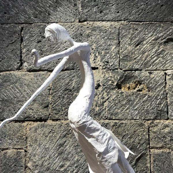 Castillo de San Felipe Puerto Cruz Museum Skulptur