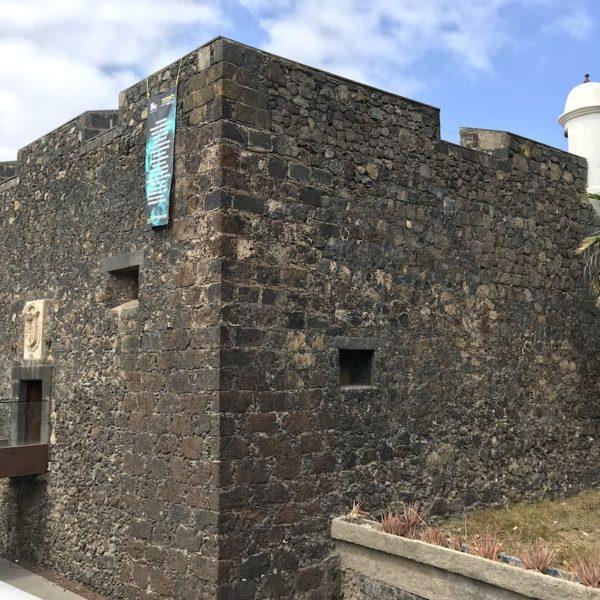 Castillo de San Felipe Puerto Cruz Teneriffa