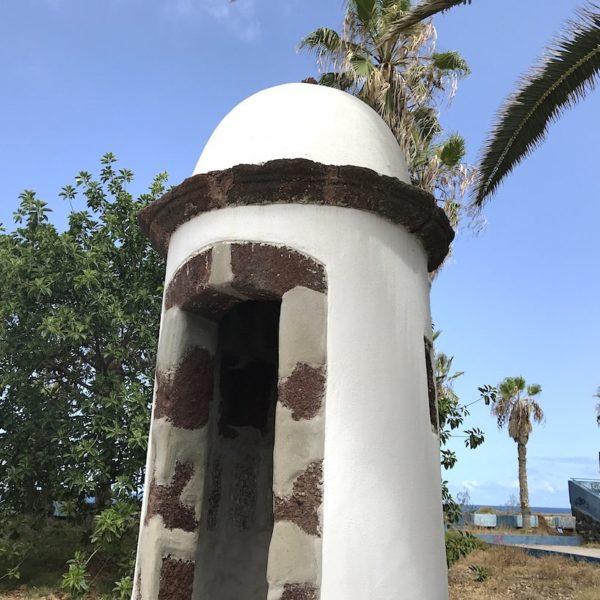 Castillo de San Felipe Puerto de la Cruz Wachturm