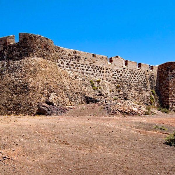 Castillo de Santa Bárbara Lanzarote Teguise