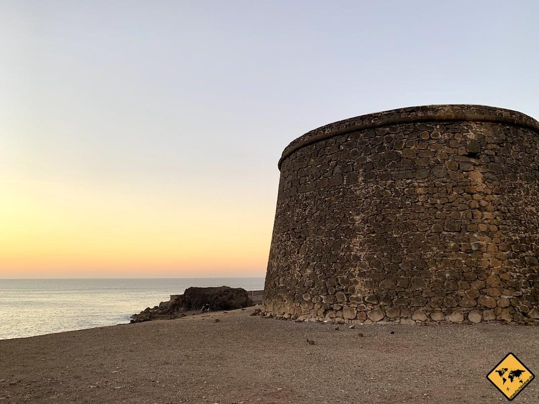 Castillo del Tostón El Cotillo Fuerteventura