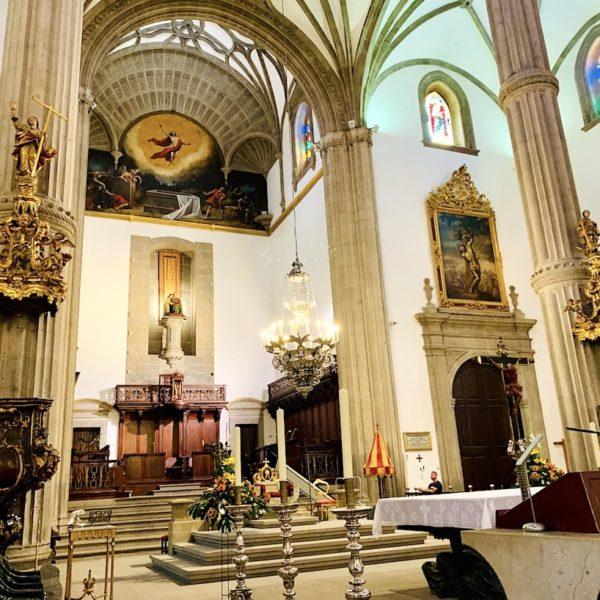 Catedral de Santa Ana Altar