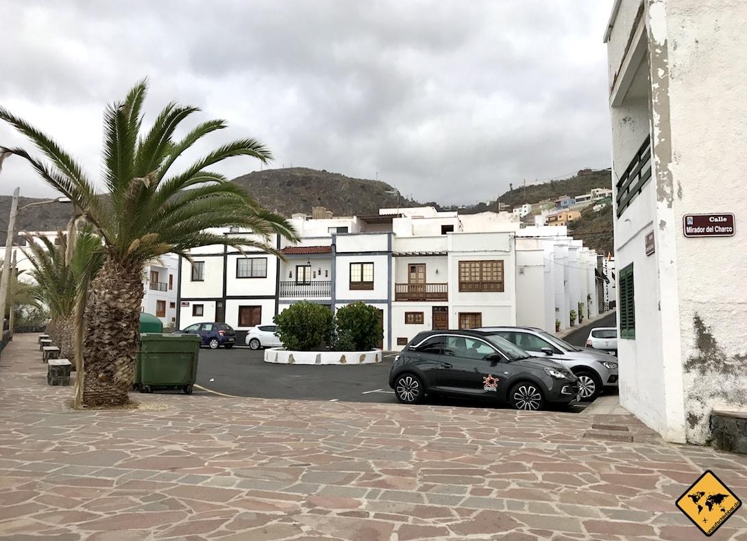 Charco de la Laja San Juan de la Rambla oben