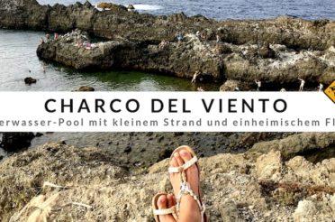 Charco del Viento – der natürliche Meerwasser-Pool in La Guancha