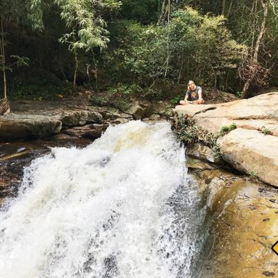 Chiang Mai Aktivitäten Mae Sa Waterfall