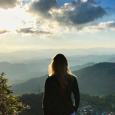 Chiang Mai Ausflüge Doi Pui View Point