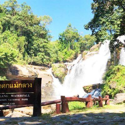 Chiang Mai Ausflüge Mae Klang Waterfall