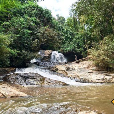 Chiang Mai Ausflüge Mae Sa Waterfall