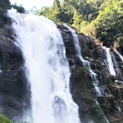 Chiang Mai Ausflüge Wachirathan Waterfall