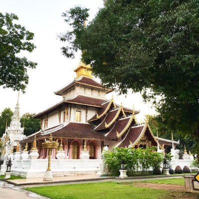 Chiang Mai Ausflüge Wat Pa Dara Phirom