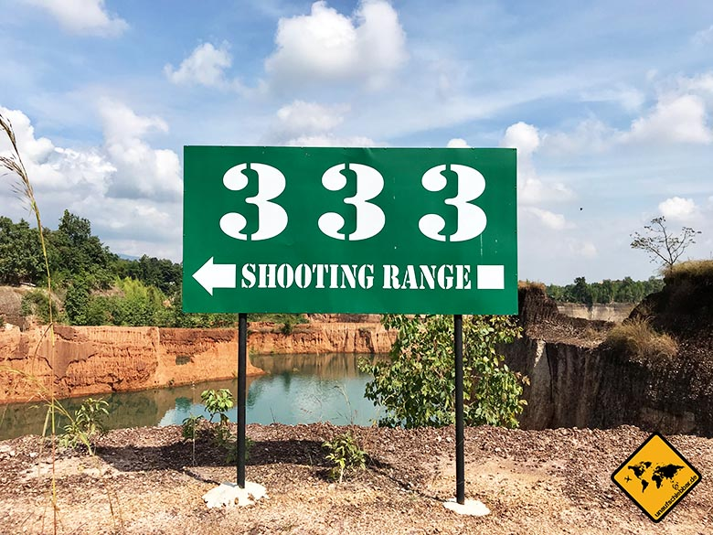 Chiang Mai Grand Canyon Shooting Range