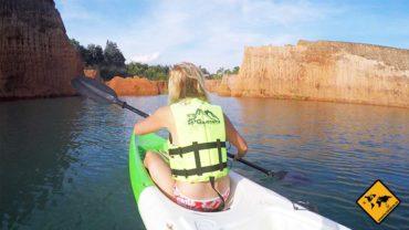 Grand Canyon Chiang Mai – ausgefallener Wasserpark in schöner Kulisse
