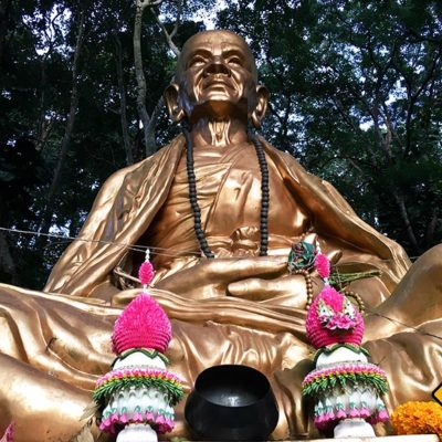 Chiang Mai Sehenswürdigkeiten Doi Suthep Tempel