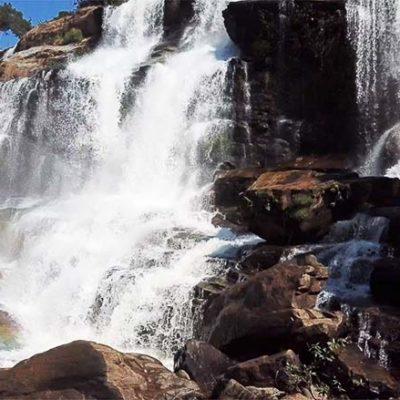 Chiang Mai Sehenswürdigkeiten Mae Klang Waterfall