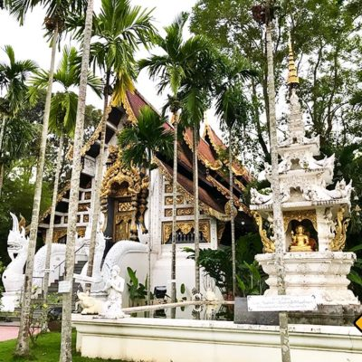 Chiang Mai Sehenswürdigkeiten Wat Pa Dara Phirom