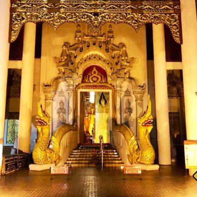 Chiang Mai Sehenswürdigkeiten Wihan Luang