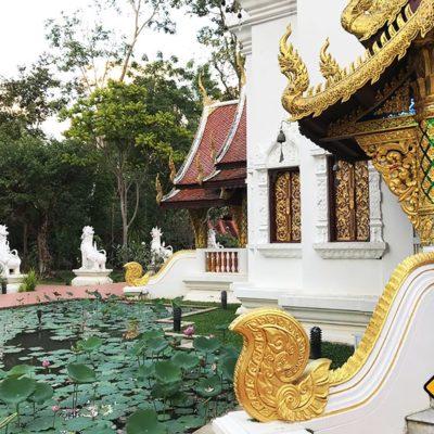 Chiang Mai Tempel Wat Pa Dara Phirom