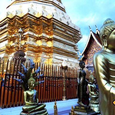 Chiang Mai Tempel Wat Phra That Doi Suthep