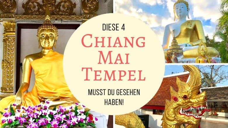 chiang mai tempel diese 4 heiligt mer musst du gesehen haben. Black Bedroom Furniture Sets. Home Design Ideas
