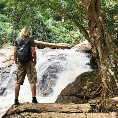 Chiang Mai Unternehmungen Mae Sa Waterfall